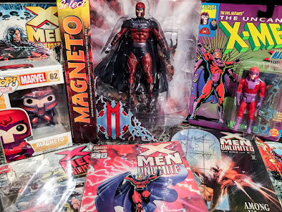 Magneto Prize Pack Giveaway at From the Shadows
