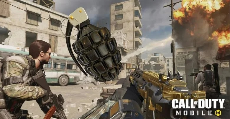 What are the lethal grenades in Call of Duty: Mobile