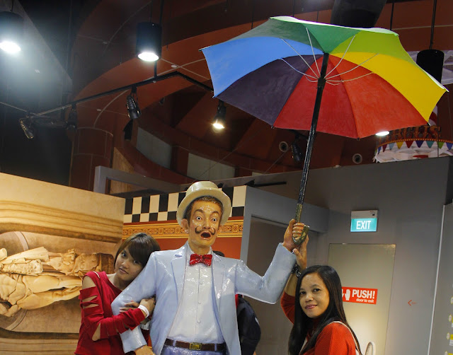 Trick Eye Museum Singapore ( My Traveling )