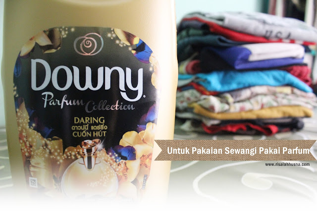 Downy Daring Parfume Collection