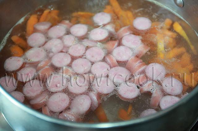 рецепт польского супа журек с пошаговыми фото