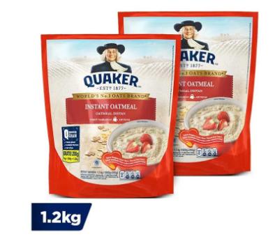 Manfaat Quaker Untuk Untuk Kesehatan Anda