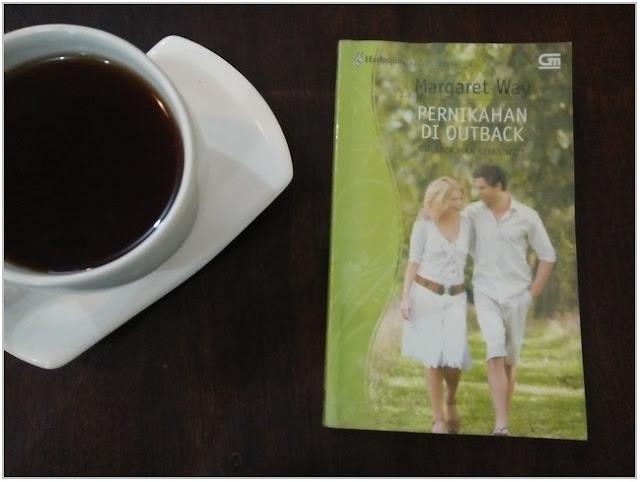 """Resensi Novel """"Pernikahan di Outback"""";"""