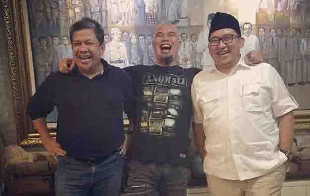 KERAS, Dhani: Ustad Somad Tak akan Dipersekusi Jika Pendukung Jokowi