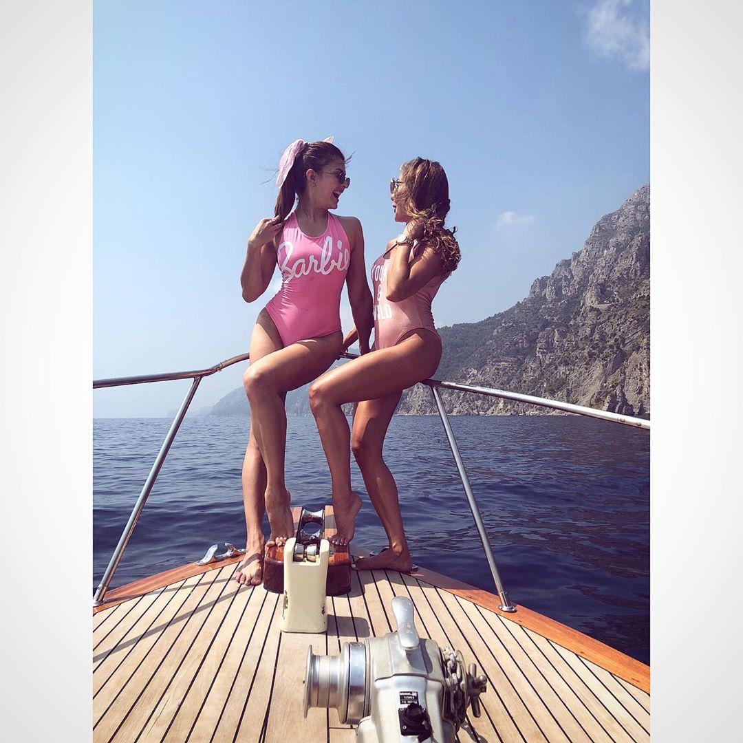 Jacqueline Fernandez Shares Sexy Bikini Pics