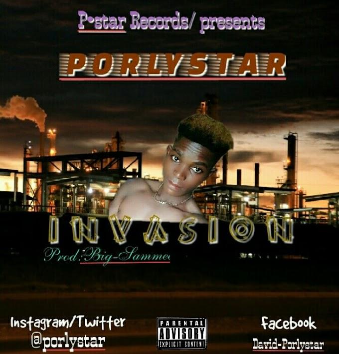 Porlystar _ invasion