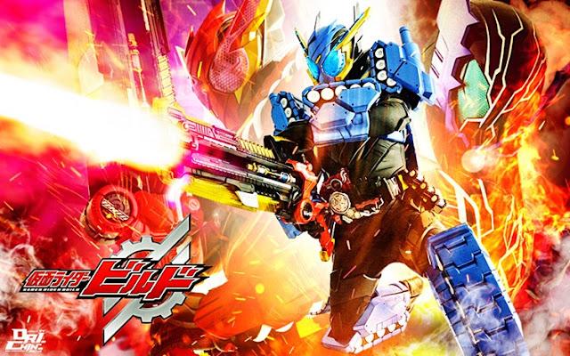 8 Website Terbaik Download Tokukatsu/Kamen Rider Sub Indo