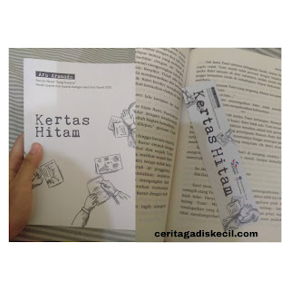 Lifestyle Blogger Medan: Mengenal Kehidupan Gelap dari 'Kertas Hitam' Karya Aru Armando