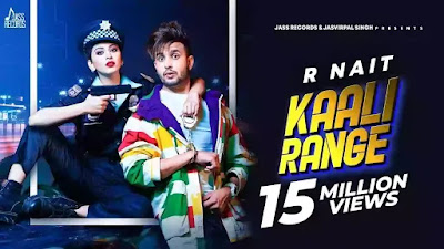 Kaali Range Song lyrics In hindi - Preet Hundal