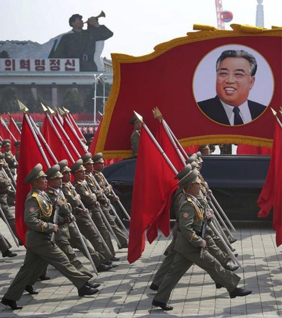 Kuppforsok i nordkorea slogs ner