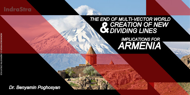 The End of the Multi-vector World and the Creation of New Dividing Lines: Implications for Armenia