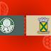 Palmeiras enfrenta Santo André nesta quarta-feira no Allianz
