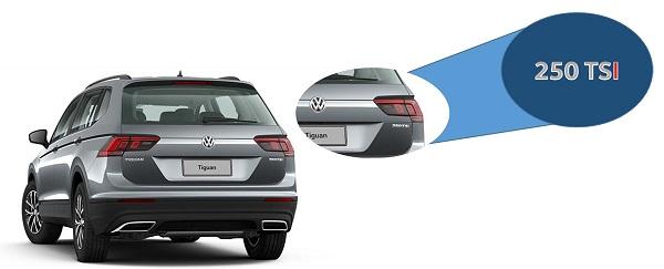 Volkswagen Tiguan AllSpace 250 TSi Trendline
