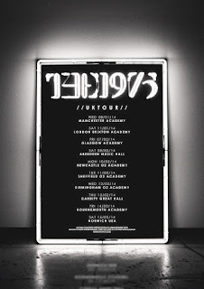 The 1975 Tour Dates