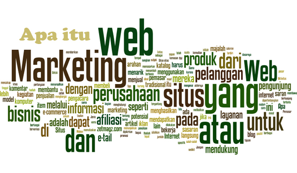 Apa itu Web Marketing