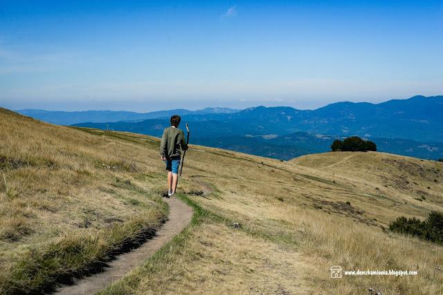 trekking a Pratomagno
