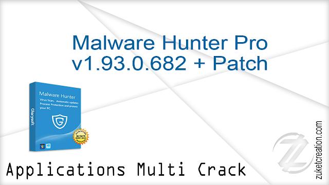 Malware Hunter Pro v1.93.0.682 + Patch
