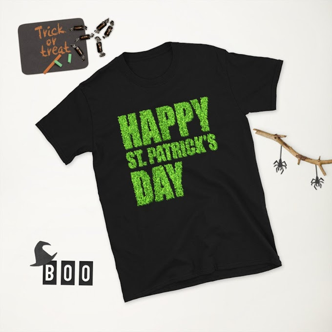 St Patrick Day Shirt, Patrick's Gift, Happy Day