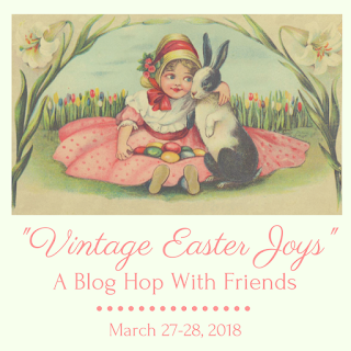 My Thrift Store Addiction Vintage Easter Joys
