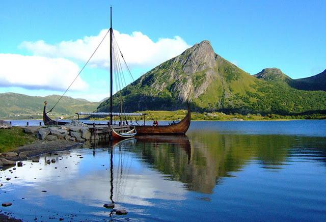 Conquistadores vikingos llegaron a América de Norte mucho antes que Colón «descubriera» América