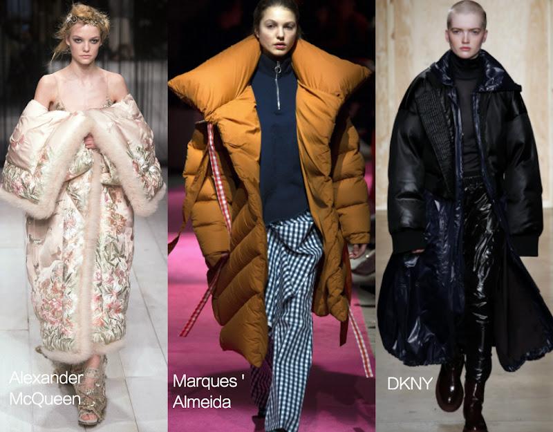 Alexander McQueen, Marques Almeida, DKNY