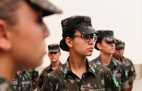 VAGAS: Confira as 2.108 vagas abertas em junho para carreira militar