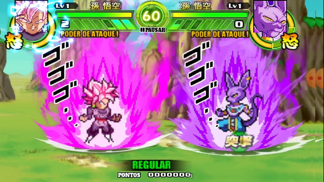 DBZ FighterZ Tap Battle Mod