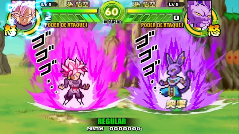Dragon Ball Tap Mod Apk Download With Pixel Characters