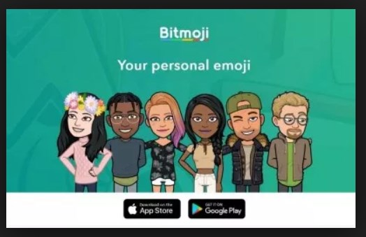 Bitmoji Free Download on Android App