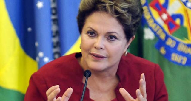 Una pandilla de bandidos tomó por asalto la presidencia de Brasil
