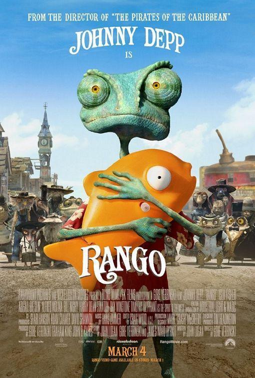 Download Rango (2011) Full Movie in Hindi Dual Audio BluRay 480p [400MB]