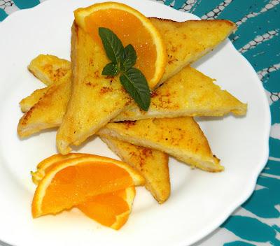 tosty pomarańczowe