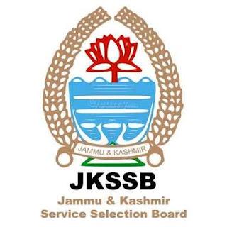 Jkssb class 4th recruitment