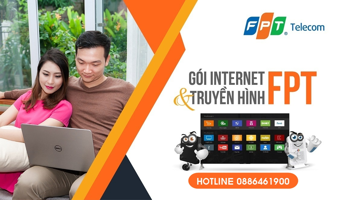 INTERNET TRUYEN HINH CAP FPT Mỏ Cày Nam