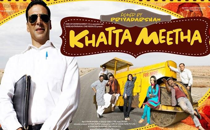 Khatta Meetha (2010) Bollywood Movie Online Play & Download Full Movie