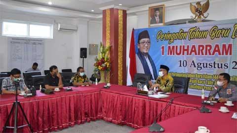 Wako Padang, Hendri Septa bertemu dengan Pelaku Usaha