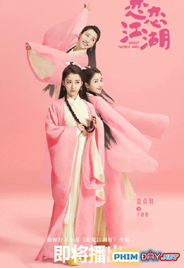 Quyến Luyến Giang Hồ - Lovely Swords Girl (2019)