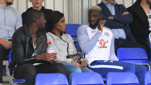Bakayoko thanks agent Batshuayi after completing Chelsea move