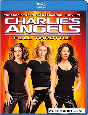 Charlie's Angels: Full Throttle (2003) Dual Audio 1080p | 720p BluRay [Hindi 5.1ch – Eng 5.1ch] ESub x265 HEVC 10Bit 1.5Gb | 630Mb