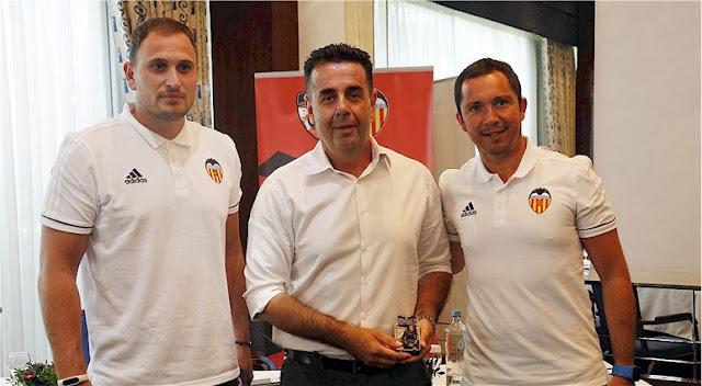 Διεθνές τουρνουά Valencia C.F. Elite Youth Tournament στο Ναύπλιο 2 έως 5 Απριλίου 2018