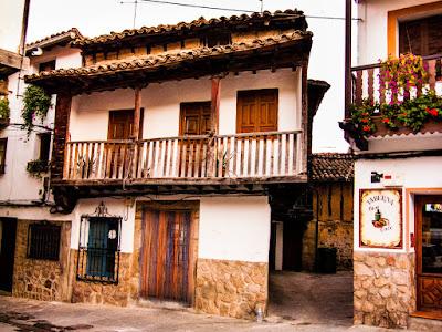 Visitar Casa Típica Valverde de la Vera