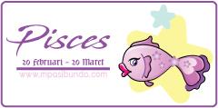 Zodiak Pisces | MPASI Bunda