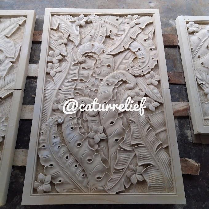 Harga Ukiran Batu Alam Untuk Dinding Terbaru