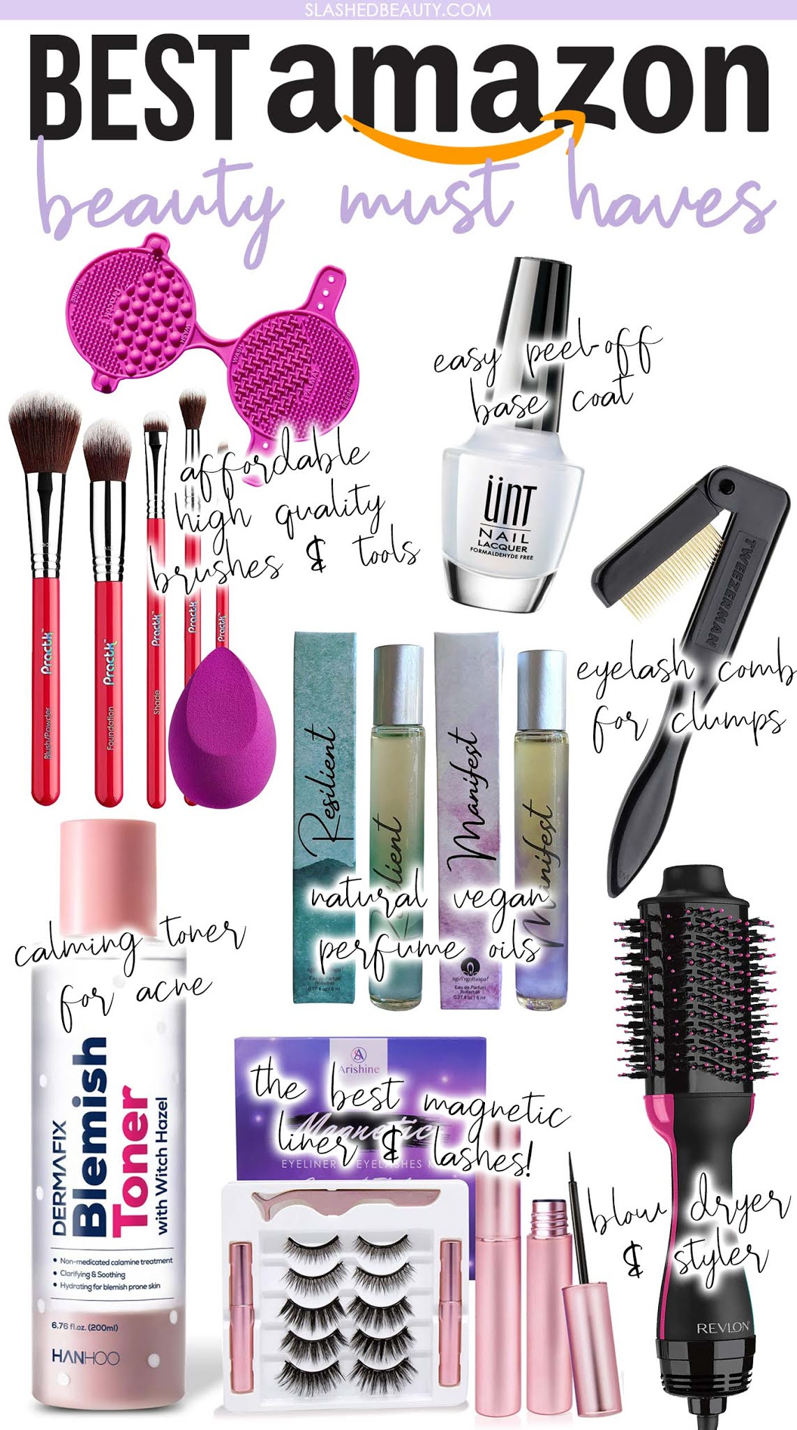 7 Affordable Amazon Beauty Products