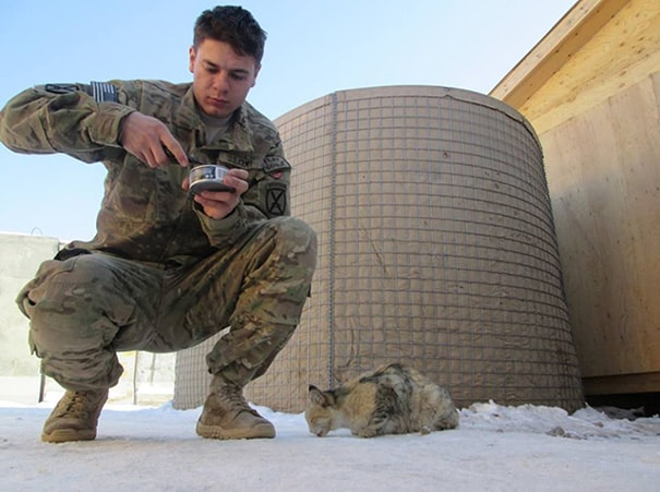 3. My Nephew Is Serving In Afghanistan