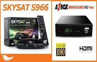 Resultado de imagem para BRAVISSIMO EM SKYSAT S966