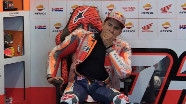 MotoGP Inggris Batal, Marquez: Utamakan Keselamatan