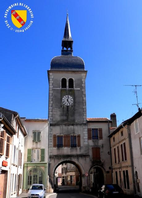 """ROSIERES-AUX-SALINES (54) - Le beffroi ou """"Banban"""" (1720)"""