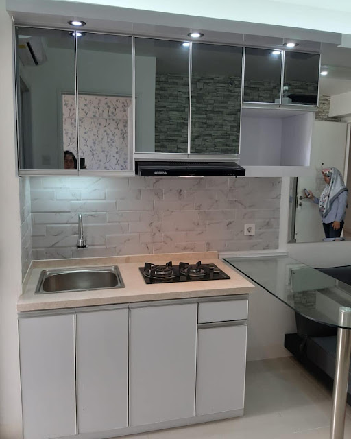 Jasa Kitchen Set HPL Surabaya