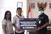 Pandemi Covid-19, Angkasa Pura 1 Salurkan Program Kemitraan Bantu UKM di Manado